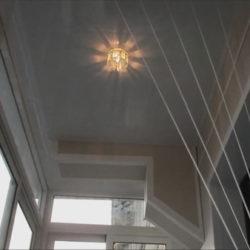 Цена на алюминиевое остекление балкона под ключ в Москве