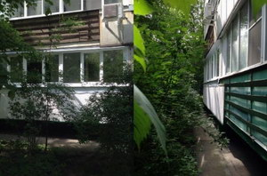 Фото-отчет по остеклению и утеплению балкона