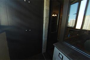 Утепление и остекление балкона на ул. Маршала Ушакова – После завершения работ