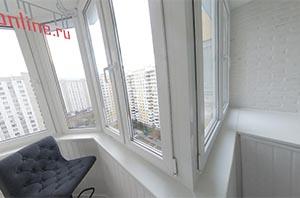Утепление и ремонт балкона - серия дома П-3м