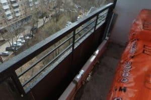 Пример работы на ул. Пролетарский проспект