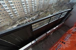 Пролетарский проспект д.43 к.2 – До начала работ