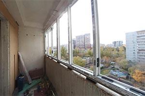 Утепление остекление 6 метрового балкона под ключ – До начала работ